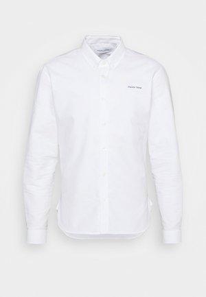 Shirt - oxford white