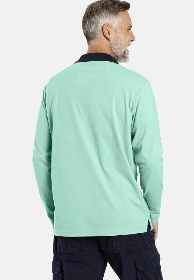 T-shirt à manches longues - türkis
