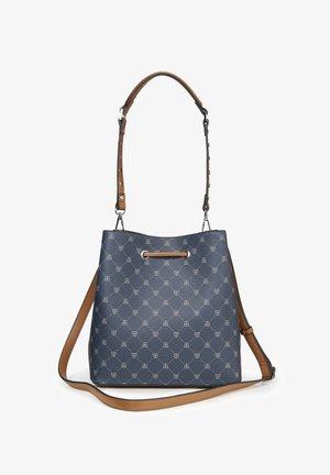 HANDTASCHE - Handbag - dunkelblau