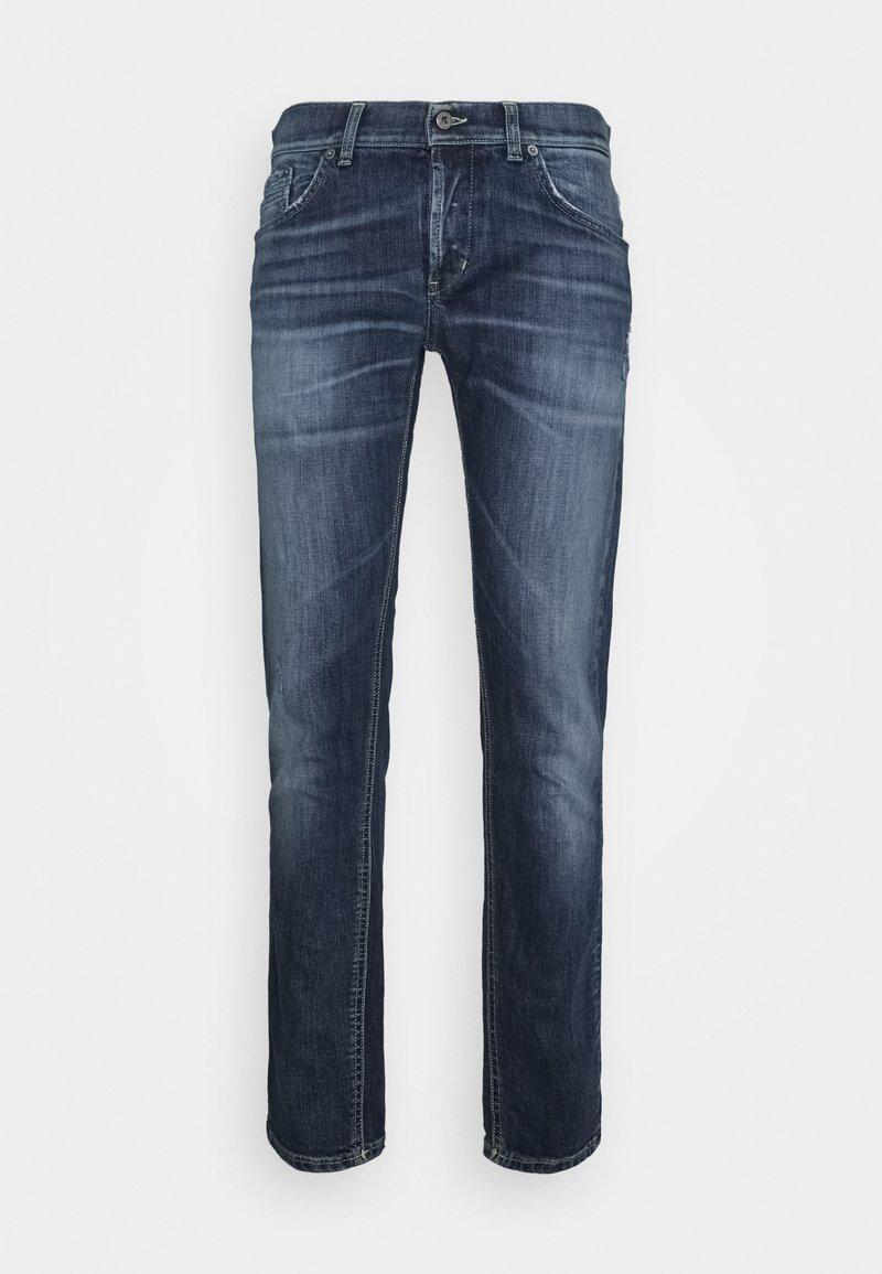 Dondup - RITCHIE PANT - Jeans slim fit - blue