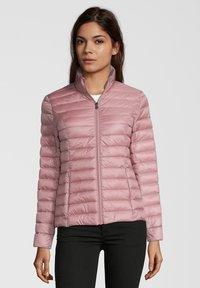 JOTT - DAUNENJACKE CHA - Down jacket - light pink - 0
