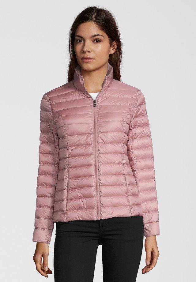 DAUNENJACKE CHA - Down jacket - light pink