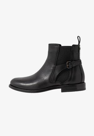 NEWINGTON CLEAN - Ankle boots - black