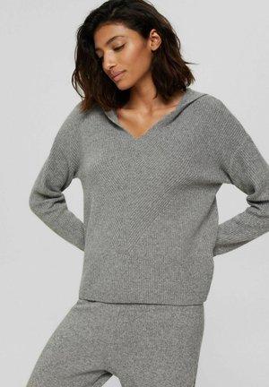 MIT - Luvtröja - medium grey