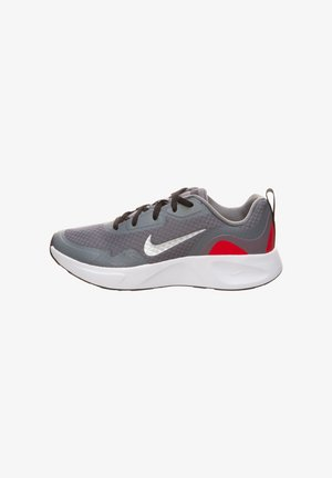 Trainers - smoke grey / metallic cool grey / black