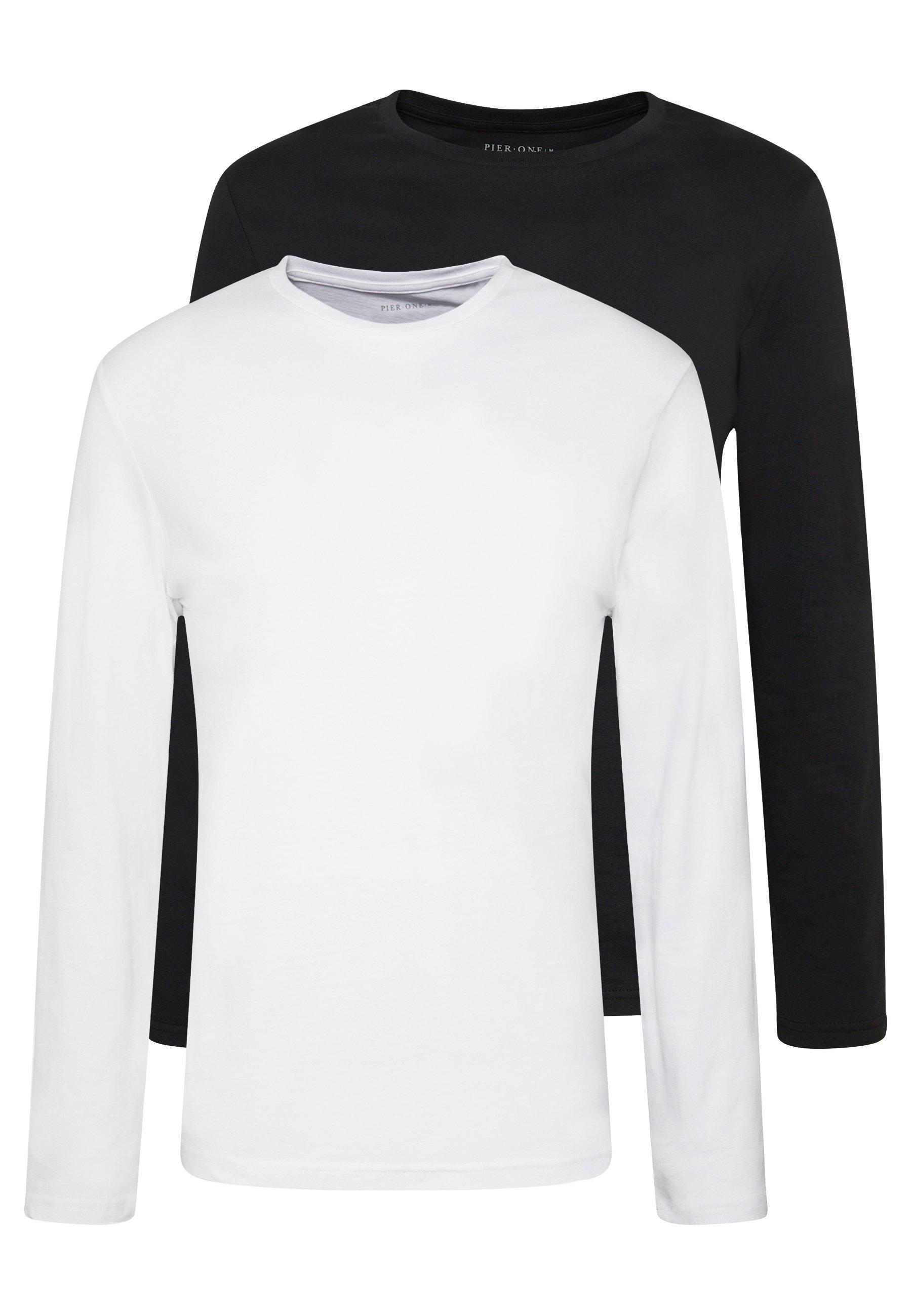 Men 2 PACK - Long sleeved top