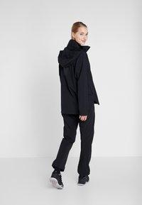 adidas Performance - URBAN RAIN.RDY  - Regnjakke / vandafvisende jakker - black - 2