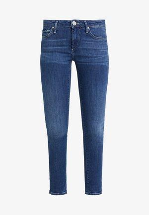 HALLE - Skinny džíny - blue