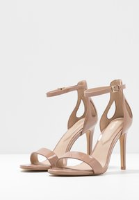 ALDO - VIOLLA - Sandaler med høye hæler - bone - 4