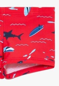 Sanetta - Swimming shorts - karmin - 3
