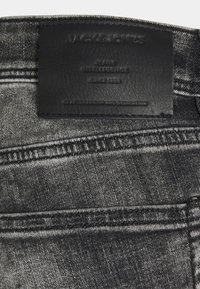 Jack & Jones - JJIGLENN JJFOX - Jeans slim fit - black denim - 2