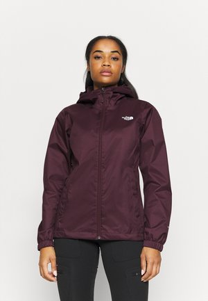 QUEST JACKET - Hardshell jacket - root brown