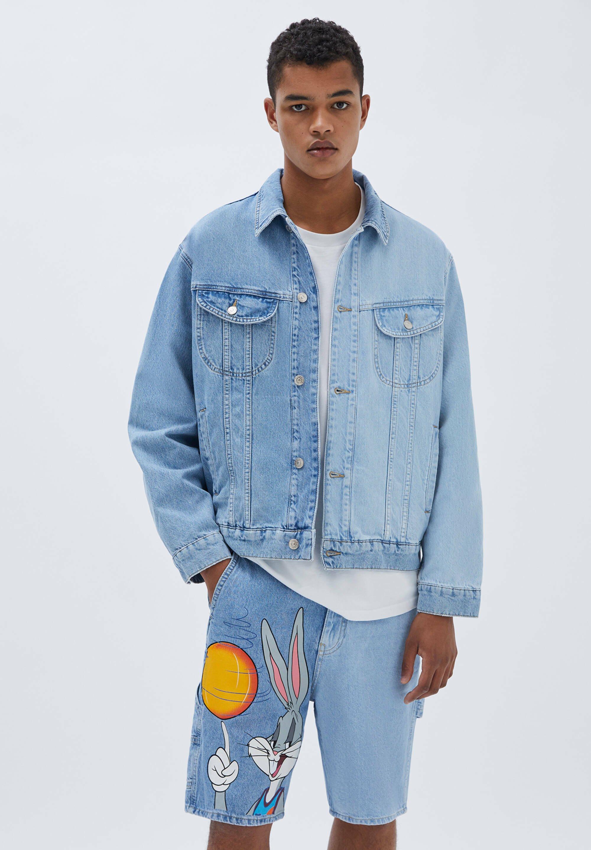 Uomo SPACE JAM - Giacca di jeans