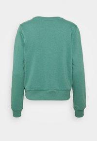 ONLY - ONLVILLA LIFE  - Sweatshirt - blue spruce/stranger - 1