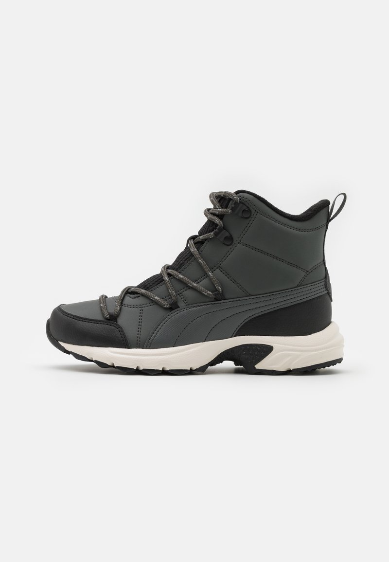 Puma - AXIS BOOT  - Hiking shoes - dark grey