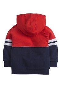 Next - Zip-up hoodie - blue - 1