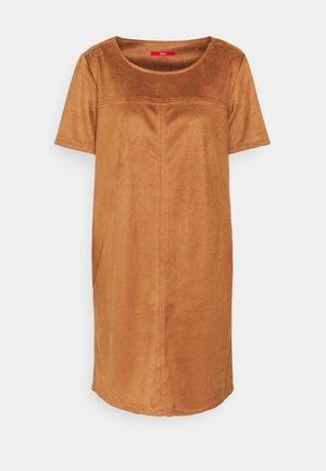 Kjole - brown