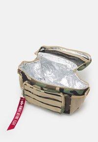 Alpha Industries - TACTICAL COOLER BAG UNISEX - Holdall - woodland - 2