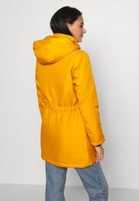 ONLY - ONLIRIS - Winter coat - golden yellow - 3