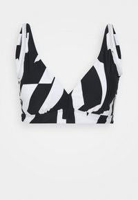 Esprit - LIDO BEACH  - Bikini top - black - 0