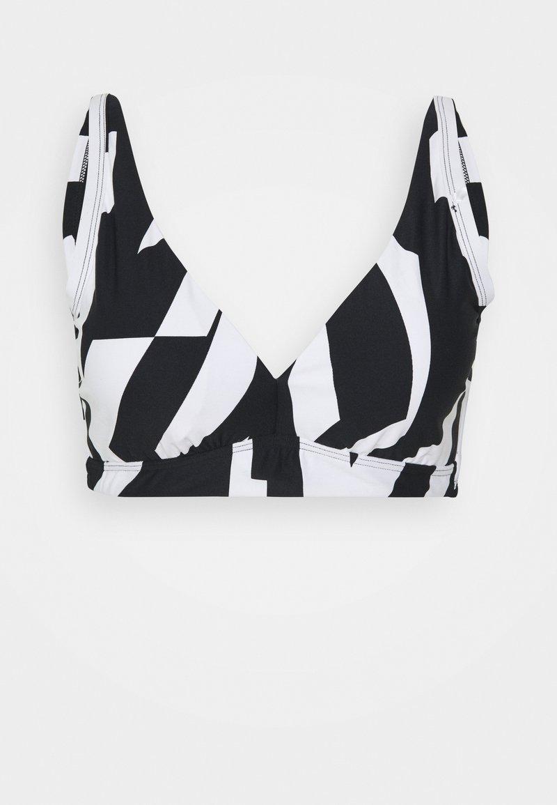 Esprit - LIDO BEACH  - Bikini top - black