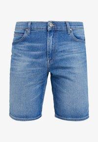 Lee - RIDER  - Denim shorts - jaded - 3