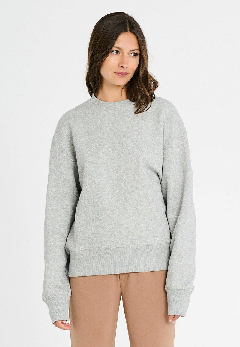 Jascha Stockholm - Sweatshirt - melange grey