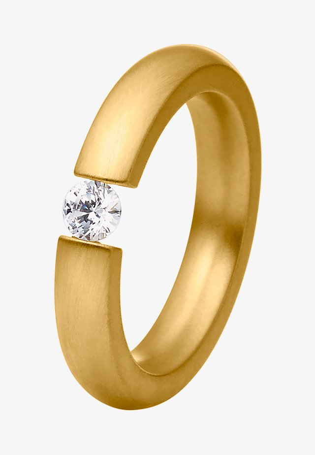DAMENRING ELEGANTIA - Bague - gold-coloured