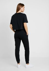 Nike Sportswear - AIR  - Print T-shirt - black - 2