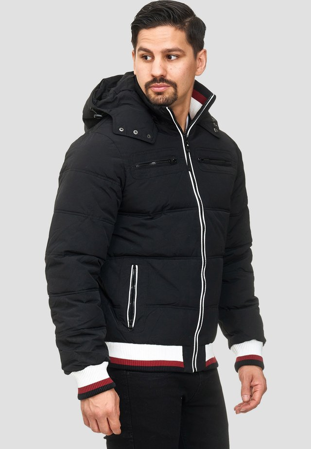 MARLON - Winter jacket - black