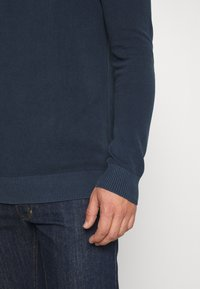 Tommy Jeans - LIGHTWEIGHT - Jumper - twilight navy - 3