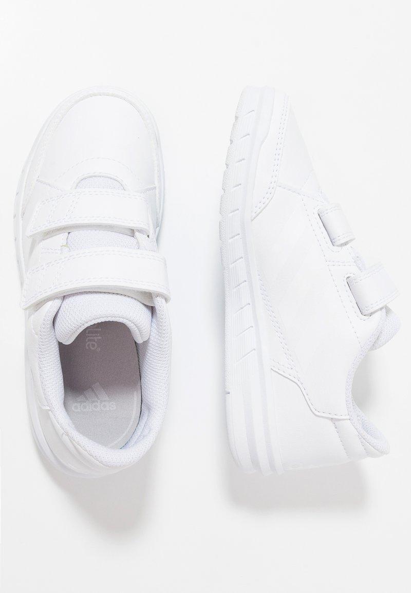 adidas Performance - ALTASPORT CF - Sports shoes - footwear white/grey tow