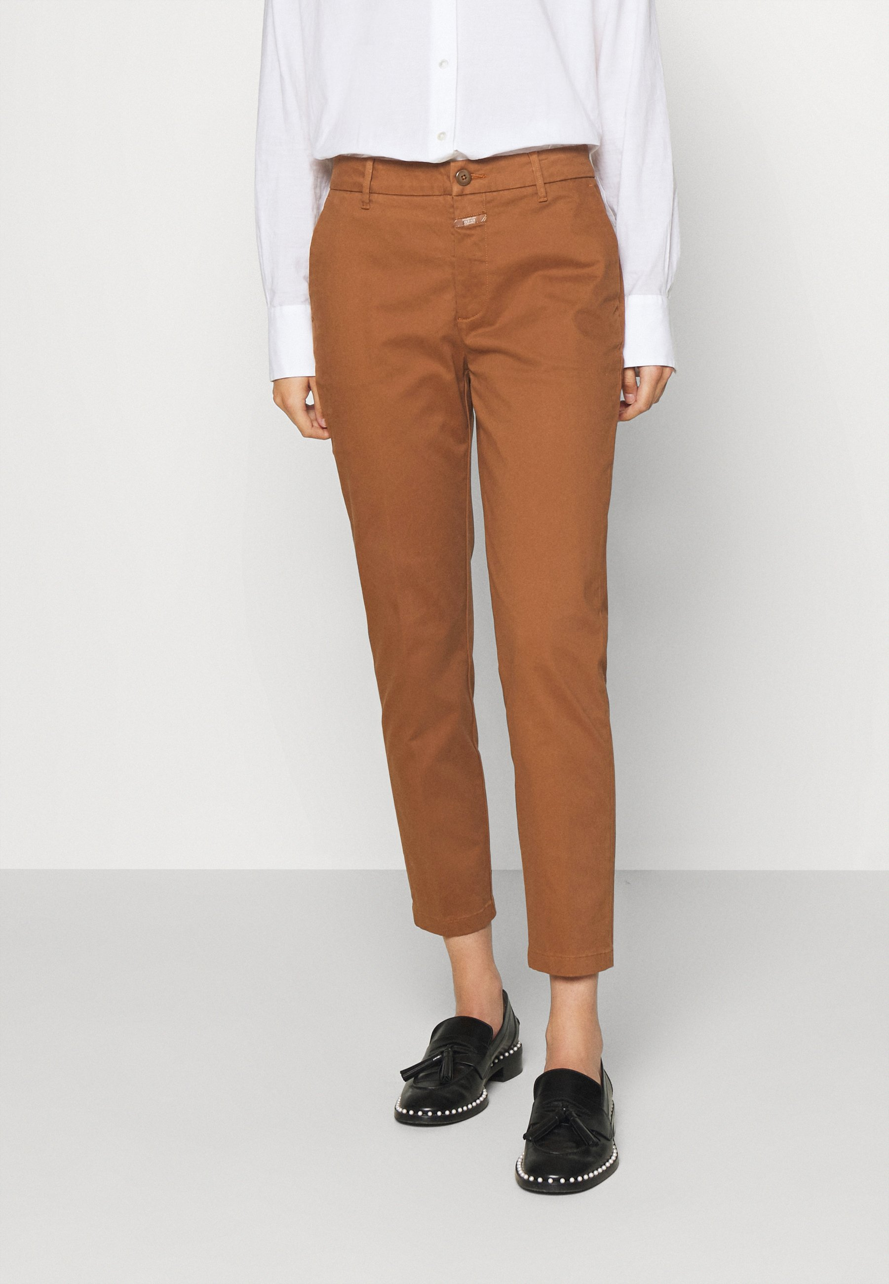 Fast Express Women's Clothing CLOSED JACK Chinos antique wood rHFbMyF1k