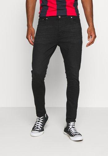 MADISONCHARC - Zúžené džíny - charcoal