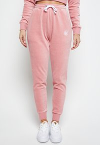SIKSILK - Tracksuit bottoms - pink - 0