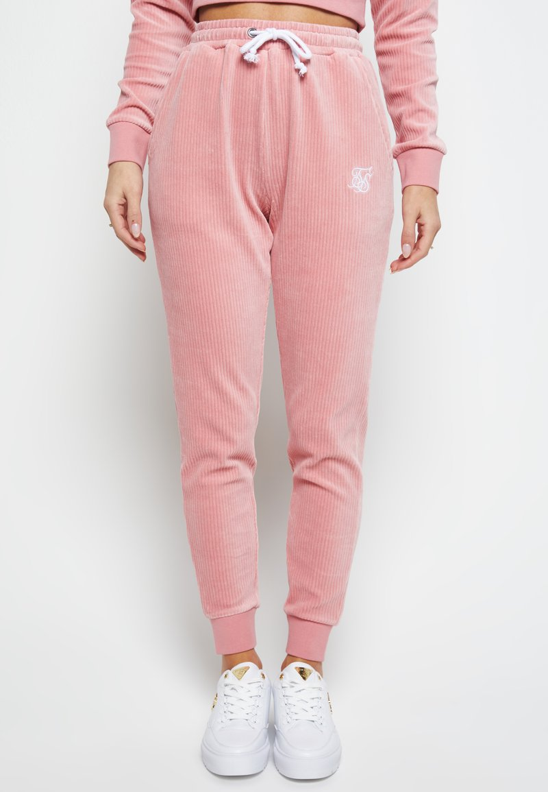 SIKSILK - Tracksuit bottoms - pink