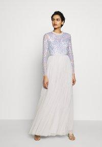 Needle & Thread - TEMPEST BODICE MAXI DRESS - Abito da sera - periwinkle purple - 1