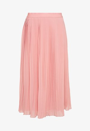 PLEATED SKIRT - Áčková sukně - pink