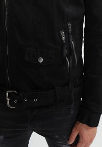 Be Edgy - BECHAIN - Denim jacket - black - 4