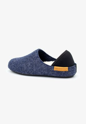 Pantuflas - navy blue