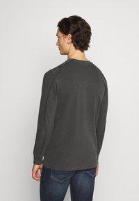 G-Star - BLAST GDAD  - Långärmad tröja - dark black - 2