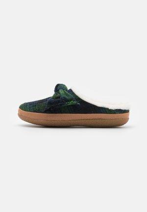 IVY - Domácí obuv - green