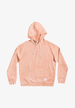 Hoodie - desert pink