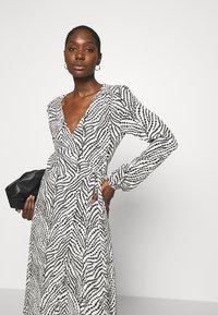 Fabienne Chapot - NATASJA DRESS - Day dress - black/white - 3