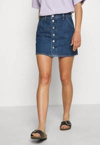 Levi's® - UTILITY SKIRT - Denim skirt - snooze ya lose - 0