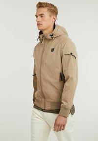 CHASIN' - Outdoor jacket - beige - 3