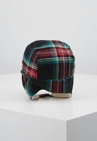 GAP - TRAPPER HAT BABY - Gorro - true black - 3