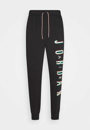 DNA HBR - Tracksuit bottoms - black