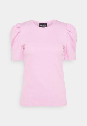 PCANNA - T-shirt basic - pastel lavender