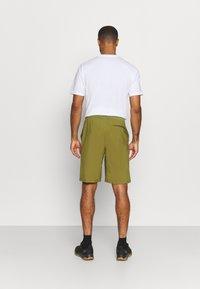 Patagonia - TERREBONNE SHORTS - Shorts - palo green - 2